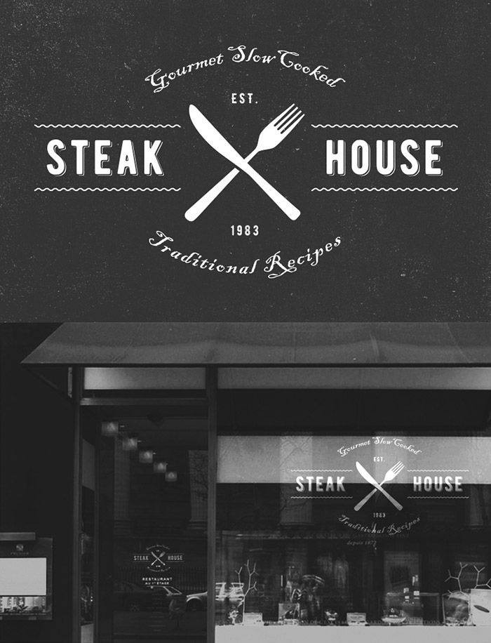 Grab this New Vintage Style Font for Logo Design