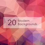 20 Beautiful and Modern Backgrounds