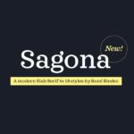 Sagona Serif Font