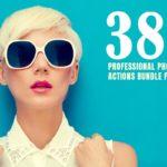 385 Free Professional Photoshop Actions Bundle