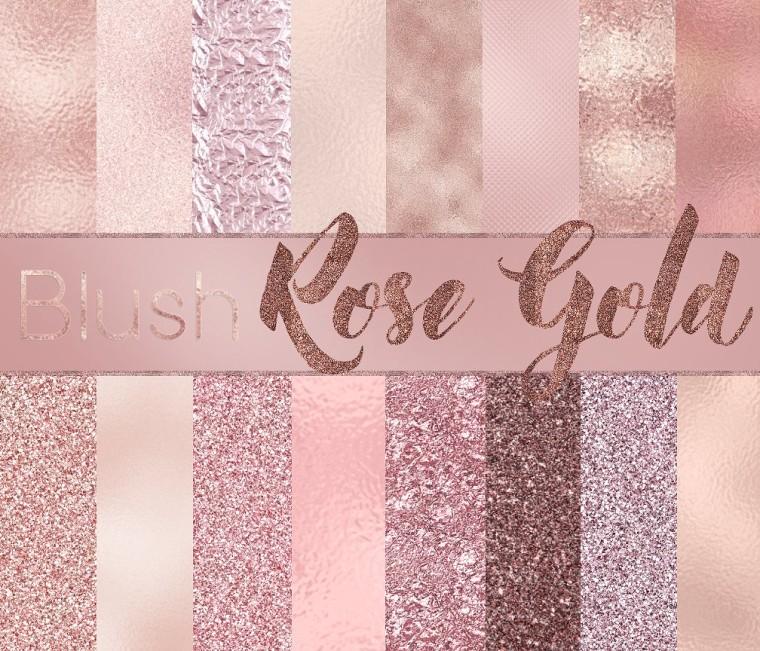 Free Blush Rose Gold Textures